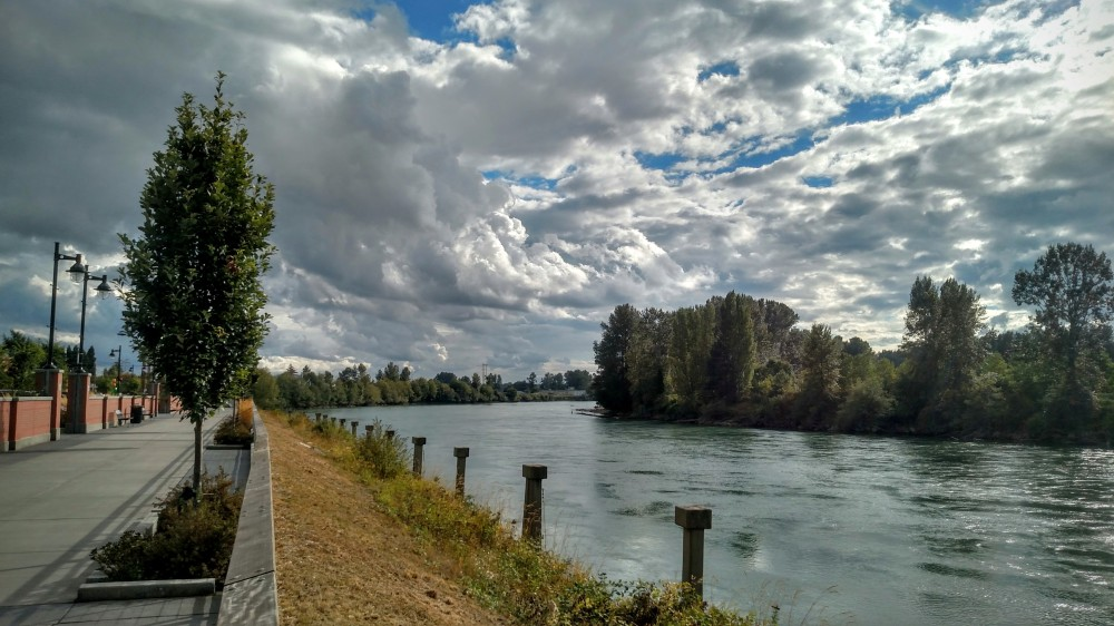 Skagit River Walk, Mt. Vernon, WA